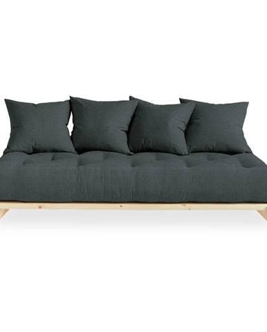 Pohovka Karup Design Senza Natural Clear/Grafit Grey